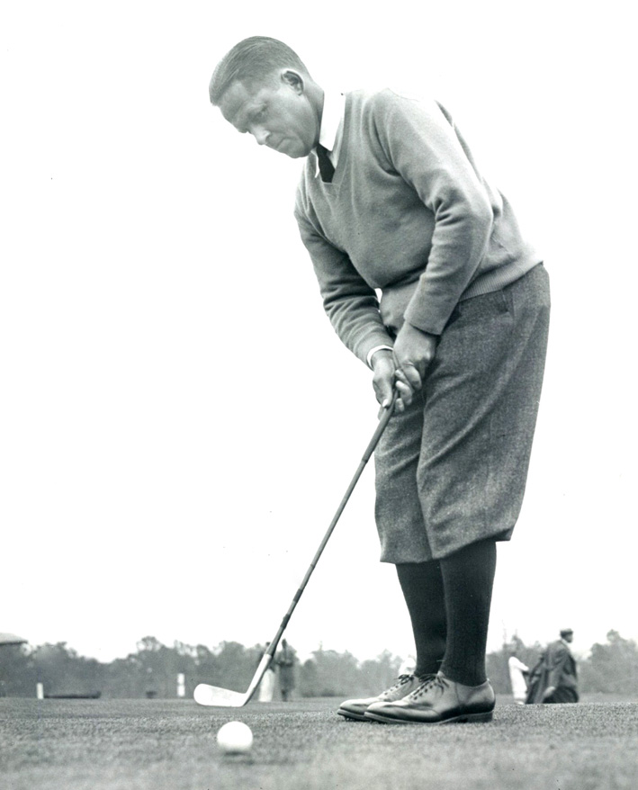 Bobby Jones Putting