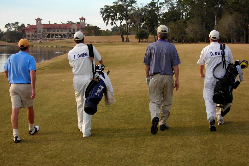 TPC at Sawgrass, February 9, 2009.