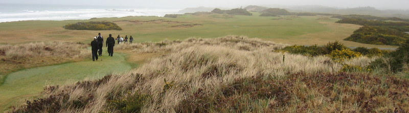 Pacific Dunes, February, 2007.