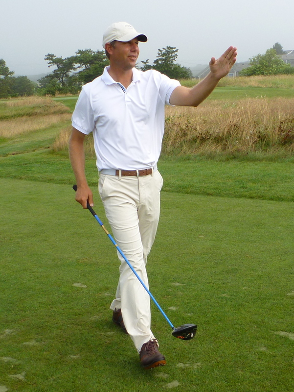 Phil Truono, Miacomet Golf Course, Nantucket, July 10, 2013.