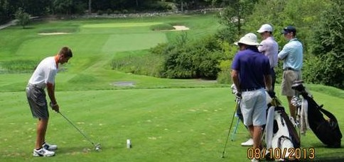 Brandon McIver, Charles River Country Club, No. 17/