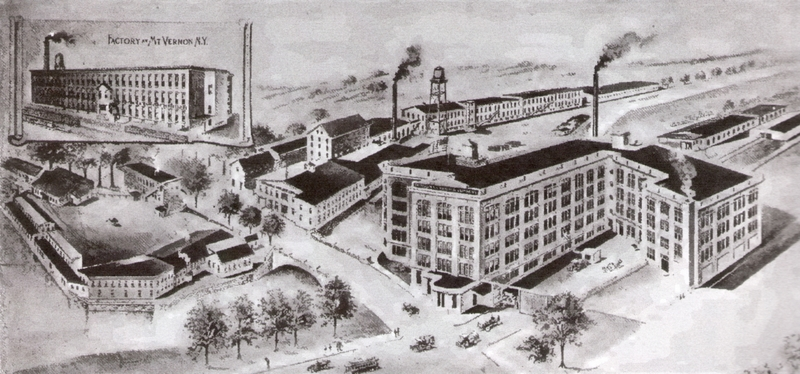 Hodgman Rubber Co., 1913.