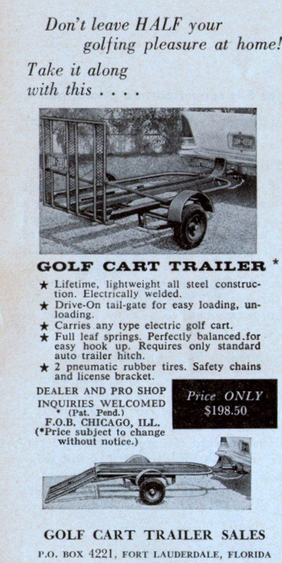 GD Cart trailer 8-59