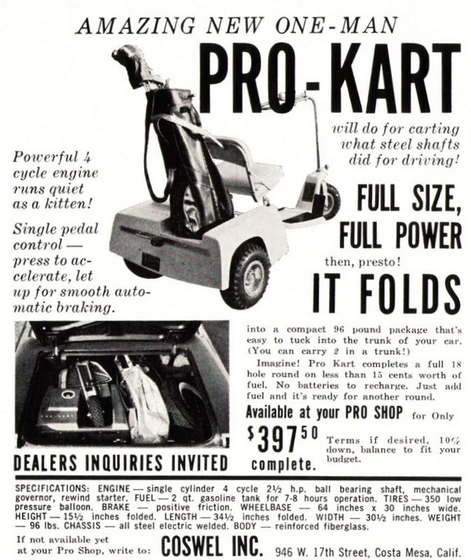GD Folding Cart 12-61