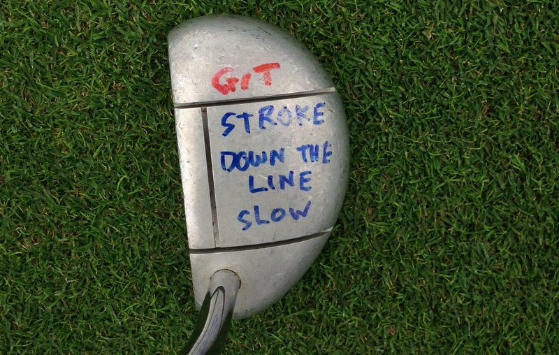 Jim's putter