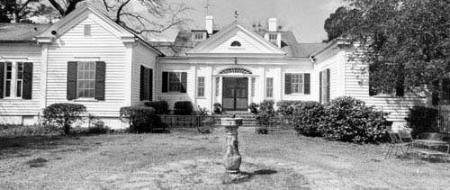 Irvin House