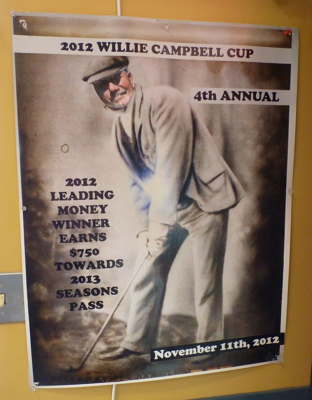 That (Photoshopped) face isn't Campbell's, but I don't know whose it is.