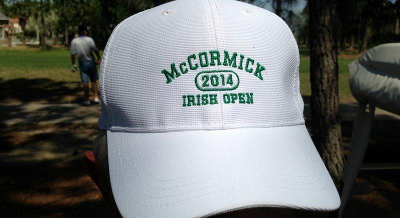 McCormick hat
