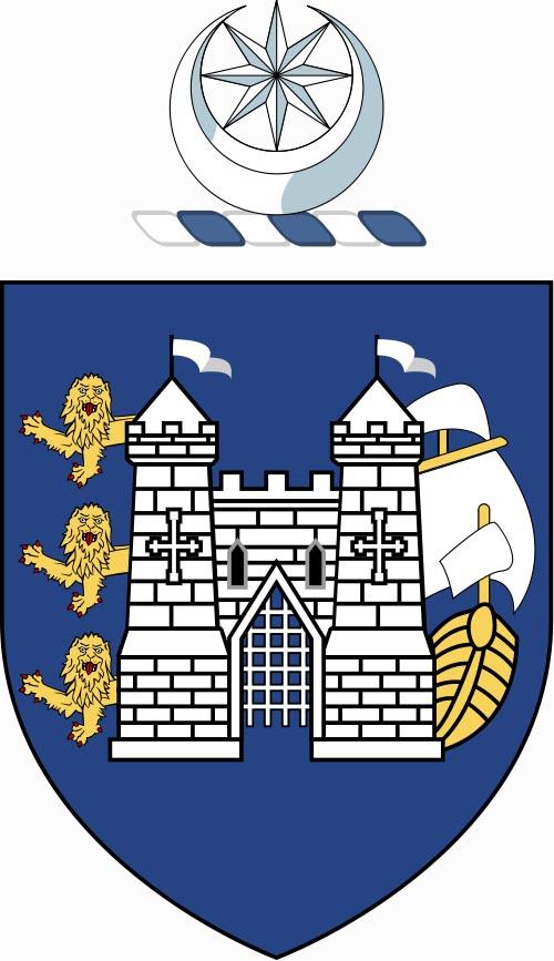 Drogheda crest