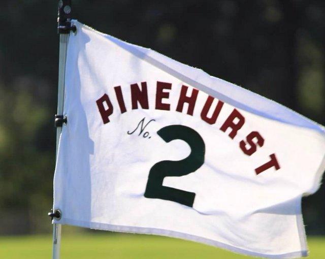 Pinehurst flag