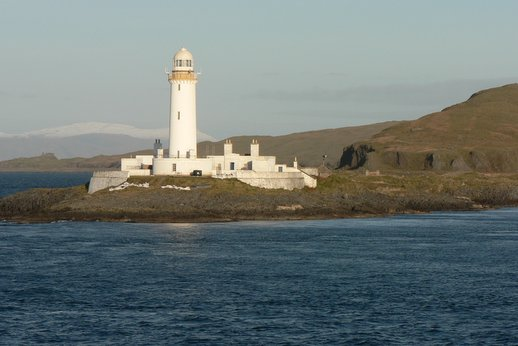 lighthouse from ferry