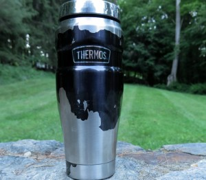 thermos chipping