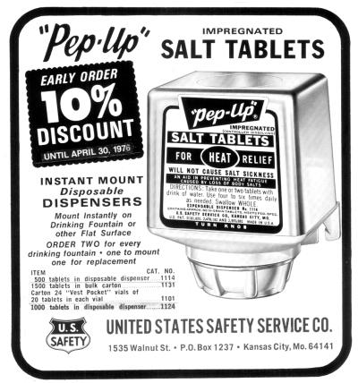 salttablets