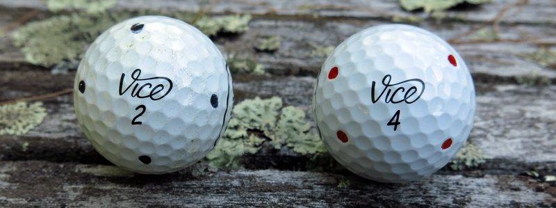 markedballs
