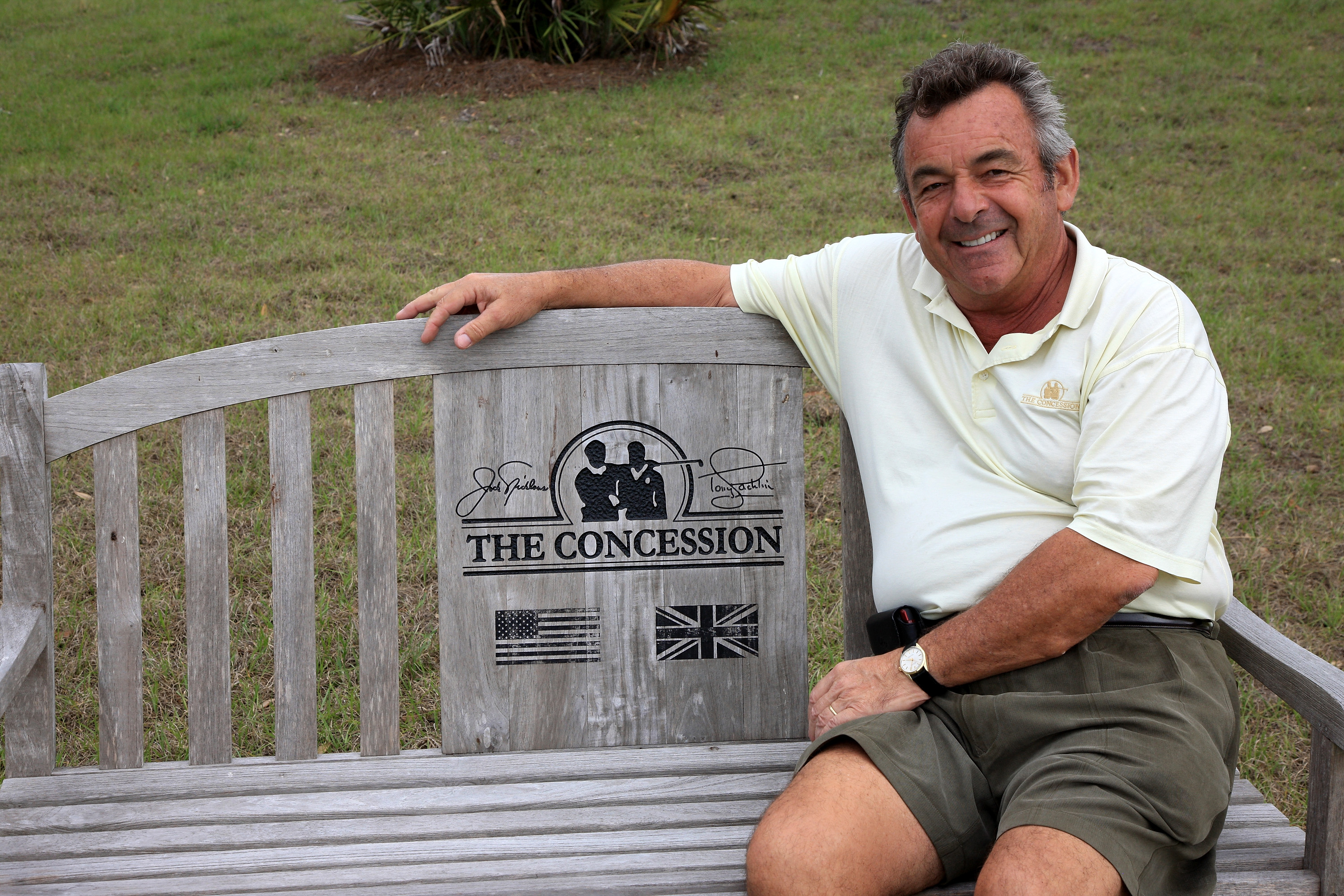 Tony Jacklin, 2009. (Photo by David Cannon/Getty Images)